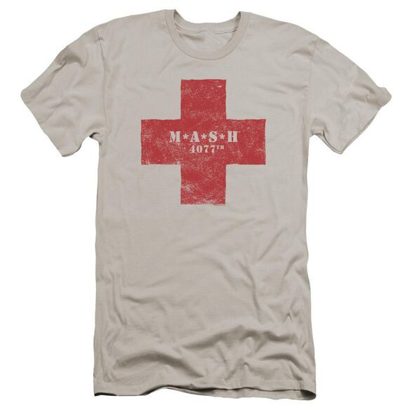 Mash Red Cross Premuim Canvas Adult Slim Fit
