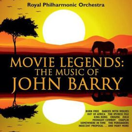 Royal Philharmonic Orchestra / Nic Raine - John Barry: Movie Legends
