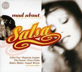 Various Artists - Mad About Salsa [Box Set]
