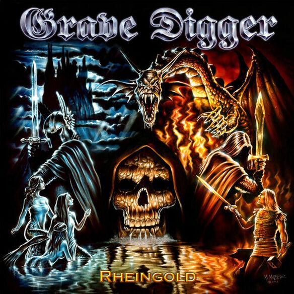 Grave Digger - Rheingold