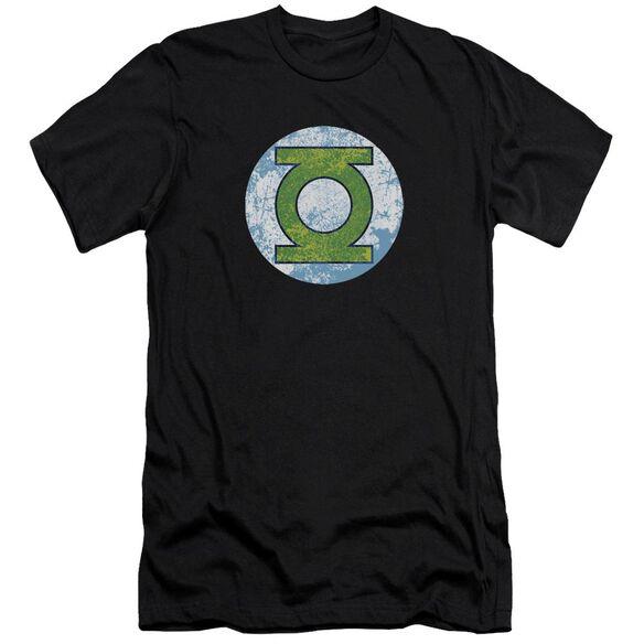 Dco Gl Neon Distress Logo Short Sleeve Adult T-Shirt