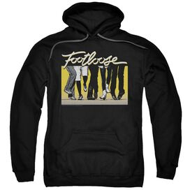 Footloose Dance Party Adult Pull Over Hoodie