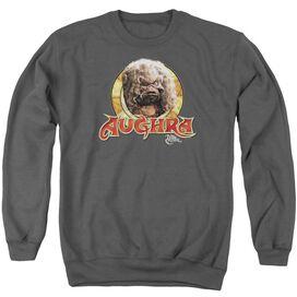 Dark Crystal Aughra Circle Adult Crewneck Sweatshirt