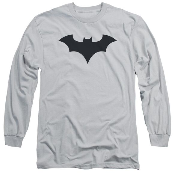 Batman 52 Title Logo Long Sleeve Adult T-Shirt