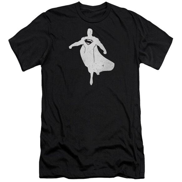 Batman V Superman Superman Silhouette Short Sleeve Adult T-Shirt
