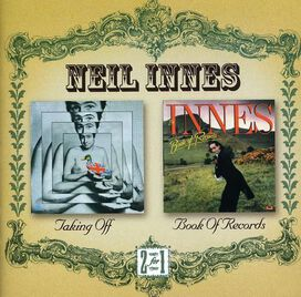 Neil Innes - Taking Off/The Innes Book of Records