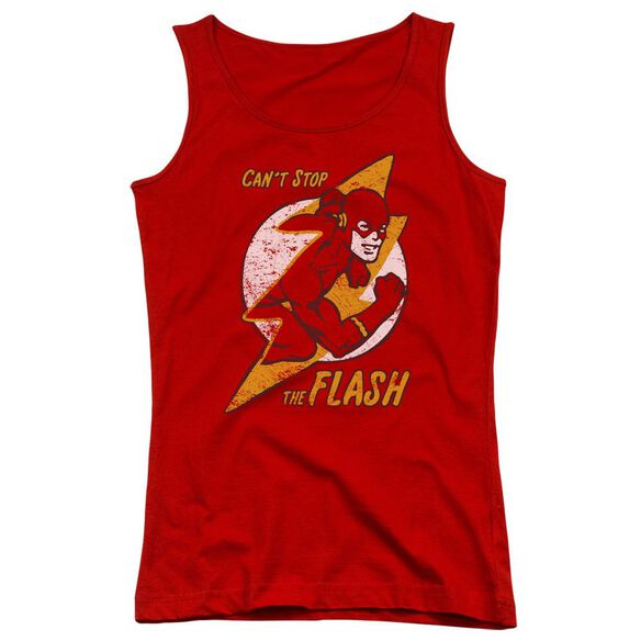 Dc Flash Flash Bolt Juniors Tank Top