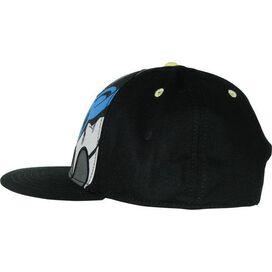 Batman In Logo Hat