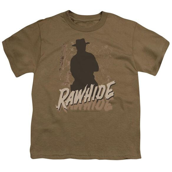Rawhide Short Sleeve Youth Safari T-Shirt