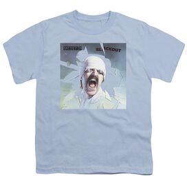 Scorpions Blackout Short Sleeve Youth Light T-Shirt