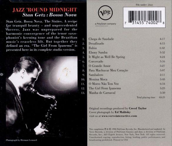 Bossa Nova Jazz 'Round698