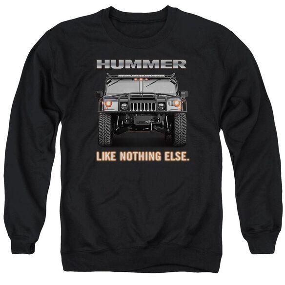 Hummer Like Nothing Else Adult Crewneck Sweatshirt