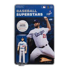 Major League Baseball Modern Clayton Kershaw (LA Dodgers) ReAction Figure