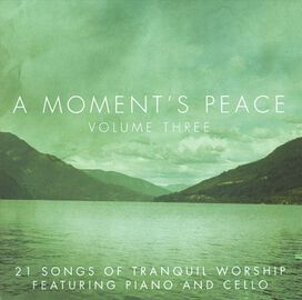 Great Worship Songs Players - Moment's Peace, Vol. 3