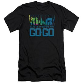 Wham Wake Me Up Before You Go Go Short Sleeve Adult T-Shirt