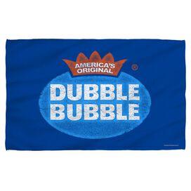 Dubble Bubble Vintage Logo Golf Towel W Grommet