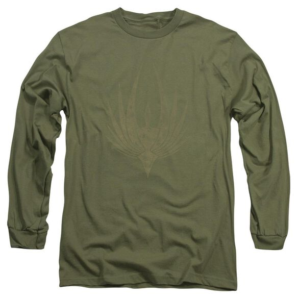 Bsg Phoenix Long Sleeve Adult Military T-Shirt