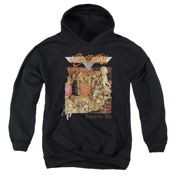 Aerosmith Toys Youth Pull Over Hoodie
