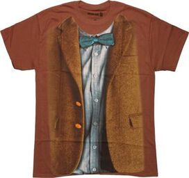 Doctor Who Matt Smith 11th Dr Costume T-Shirt