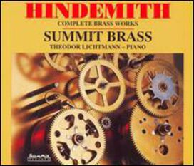 P. Hindemith - Complete Brass Music