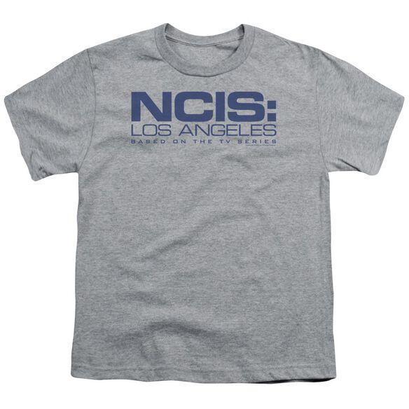 Ncis La Logo Short Sleeve Youth Athletic T-Shirt