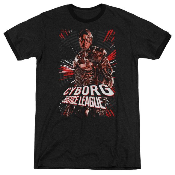 Justice League Movie Cyborg Adult Ringer
