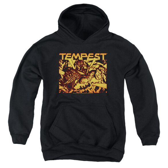 Atari Demon Reach Youth Pull Over Hoodie