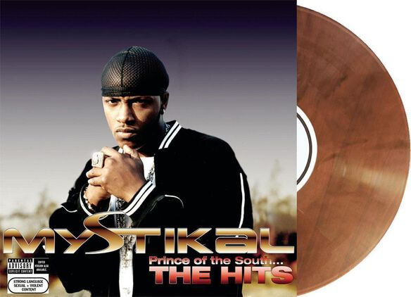 Mystikal - Prince of the South...The Hits [Exclusive Hardwood Color Vinyl]