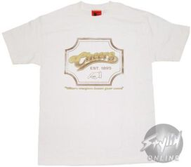Cheers Rounded Octagon T-Shirt