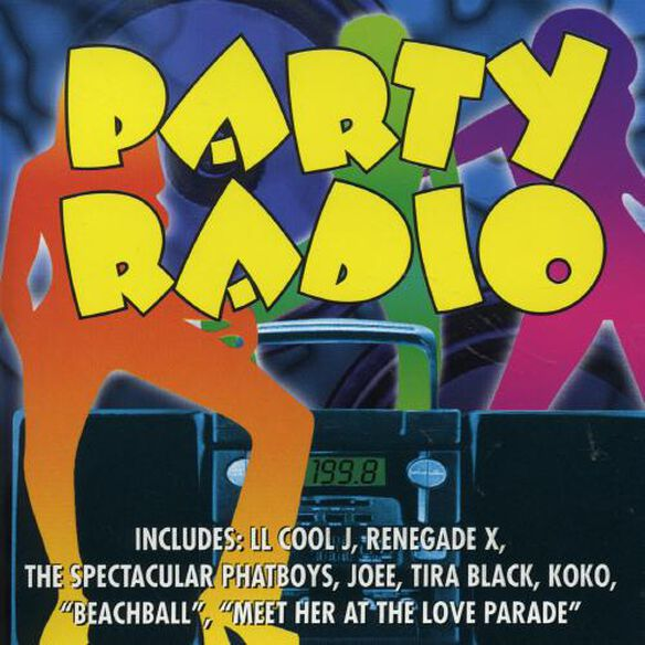Party Radio 1 / Various (Can)