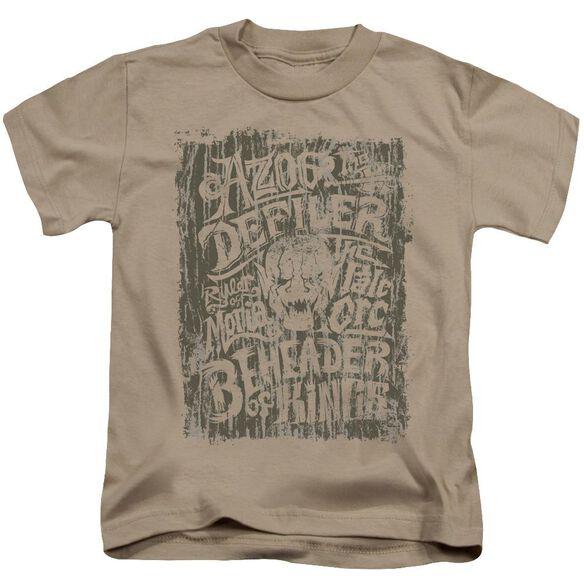 Hobbit Azog Short Sleeve Juvenile T-Shirt