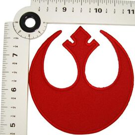 Star Wars Rebel Logo Patch