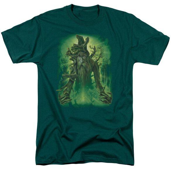 Lor Treebeard Short Sleeve Adult Hunter Green T-Shirt