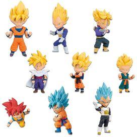 Dragon Ball Super - World Collectable Figure Saiyan Special Blind Box [1 Random Figure]