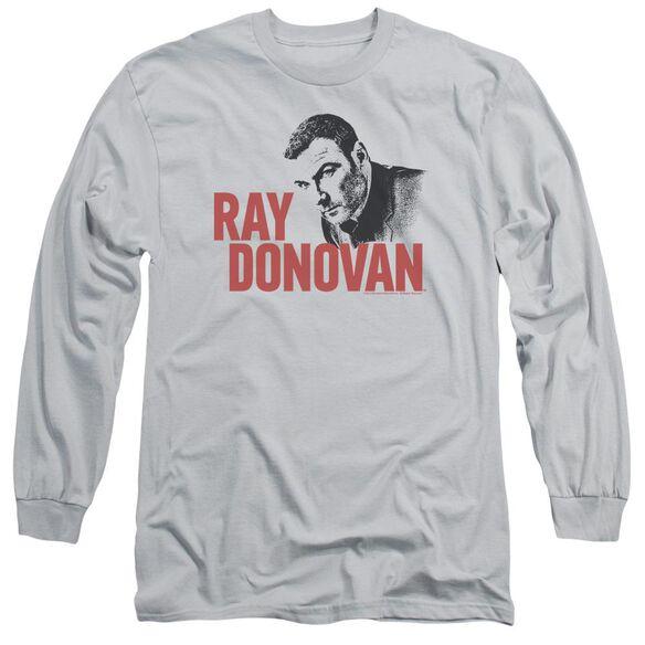 RAY DONOVAN LOGO-L/S T-Shirt