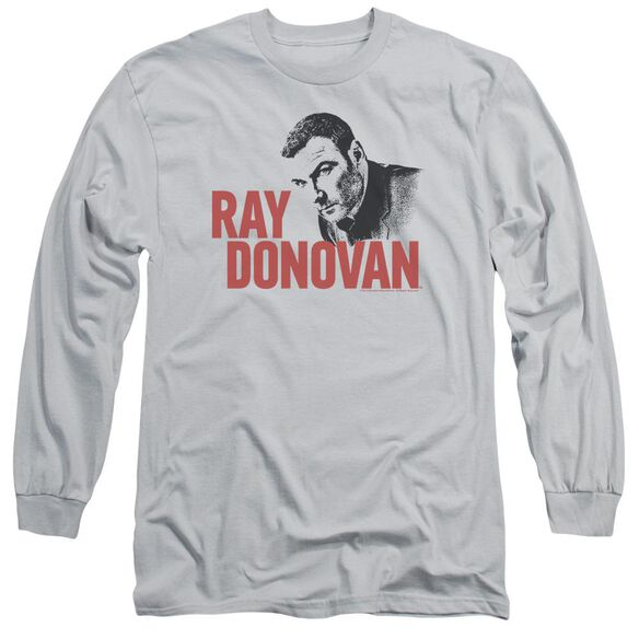 Ray Donovan Logo Long Sleeve Adult T-Shirt
