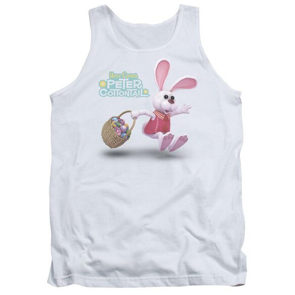 Here Comes Peter Cottontail Hop Around Adult Tank