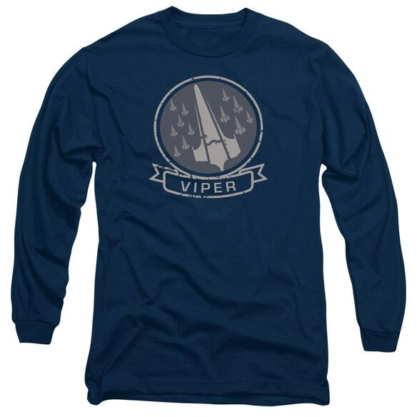 Bsg Viper Squad Long Sleeve Adult T-Shirt