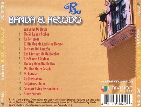 Exitos De La Banda El Rec