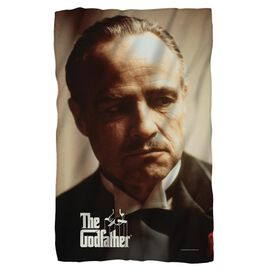 Godfather Vito Fleece Blanket