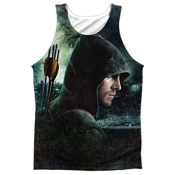 Arrow Hero Adult 100% Poly Tank Top