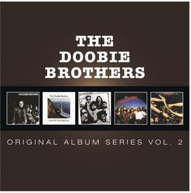 Doobie Brothers - Original Album Series, Vol. 2