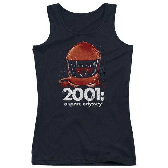 2001 A Space Odyssey Space Travel Juniors Tank Top
