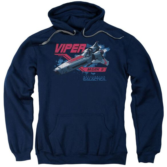 Bsg Viper Mark Ii Adult Pull Over Hoodie