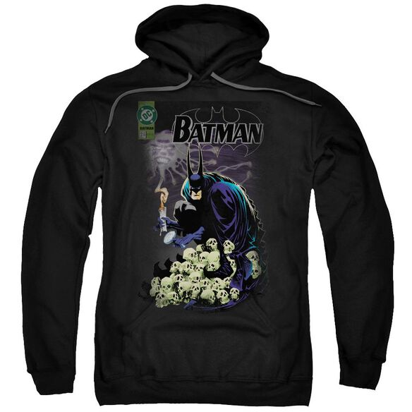 Batman Cover #516 Adult Pull Over Hoodie