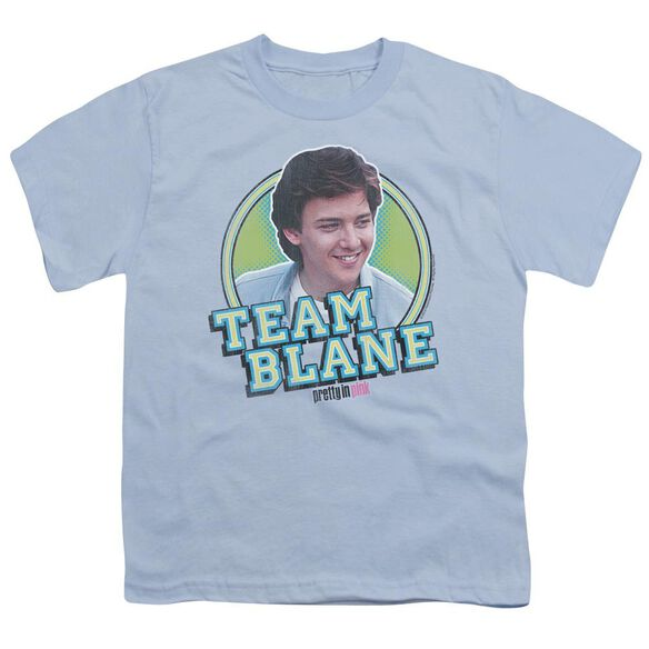 Pretty In Pink Team Blane Short Sleeve Youth Light T-Shirt