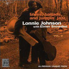 Lonnie Johnson - Blues Ballads & Jumpin Jumpin