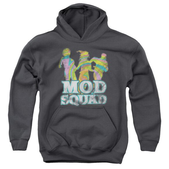 Mod Squad Mod Squad Run Groovy Youth Pull Over Hoodie