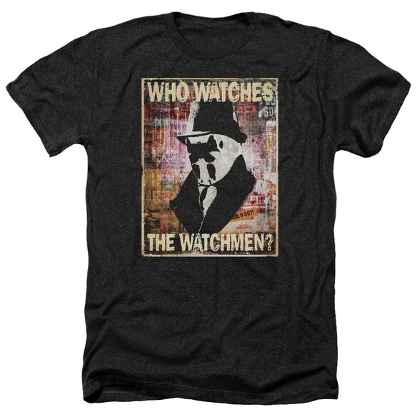 Watchmen Who Watches Adult Heather