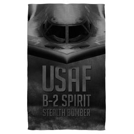 Air Force Stealth Face Hand Towel